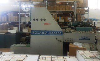 Roland R 201 TOB Sheet Fed