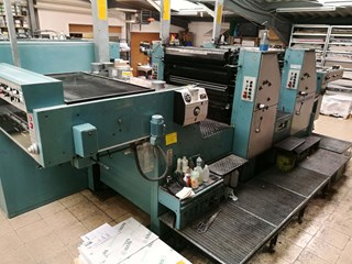 Manroland RZK 3B E Sheet Fed