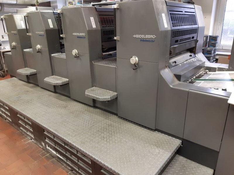 Show details for Heidelberg PM 74-4