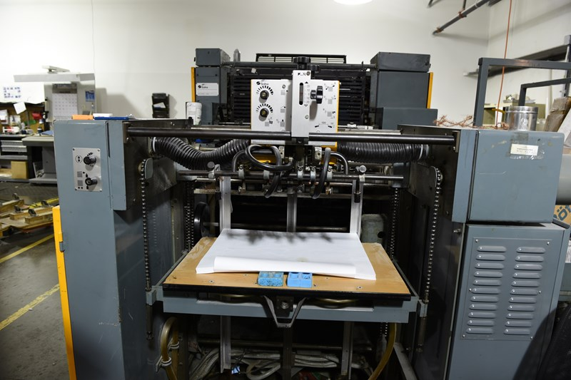 1983 SOLNA 264P automatic