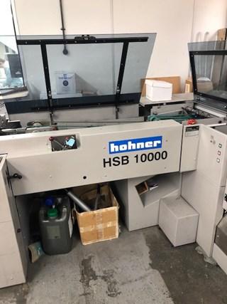 2008  Hohner HSB 10000 Maquinaria de encuadernación