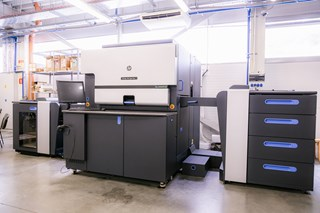 2016  HP Indigo 7900 Digital Printing