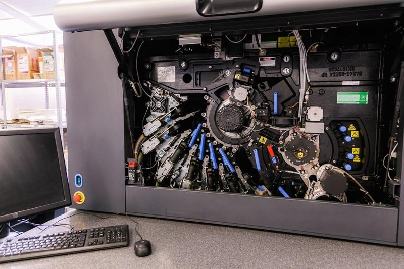 2016  HP Indigo 7900