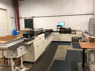 2014 Pitney Bowes Rival Flowmaster Mail Room Equipment