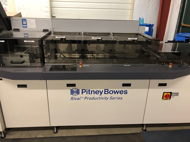 2014 Pitney Bowes Rival Flowmaster