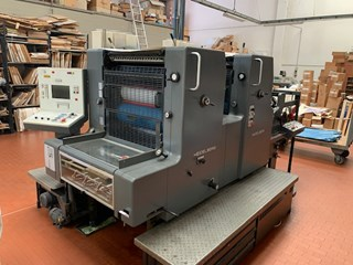 Heidelberg MOZP-S  CPtronic Sheet Fed