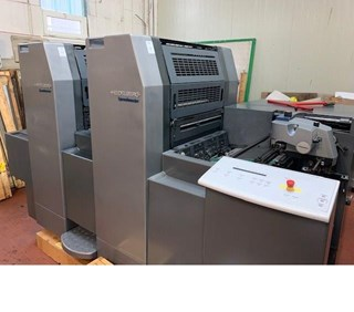 Heidelberg SM 52-2 Year 2003 Sheet Fed