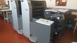 Heidelberg SM 52-2 year 2003 单张纸胶印机