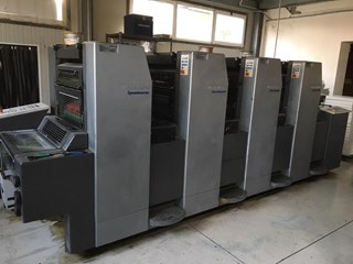 Heidelberg SM 52-4 P year 2000 Machines offset à feuilles