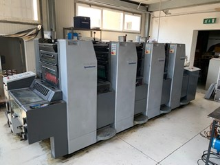 Heidelberg SM 52-4 P Machines offset à feuilles