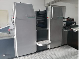 Heidelberg SM 74-2 Sheet Fed
