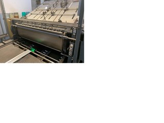 Johannisberg 104 S+ FTP foiling Hot Foil Stamping