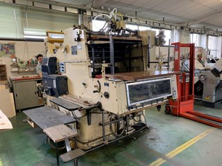 KBA Condor  Die Cutters - Automatic and Handfed