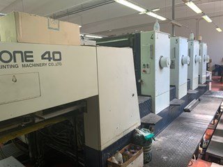 Komori L 440 Sheet Fed