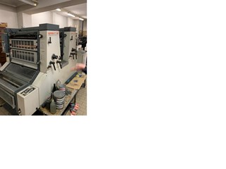 Komori Spri S-228 Gebrauchte Bogenoffsetmaschinen