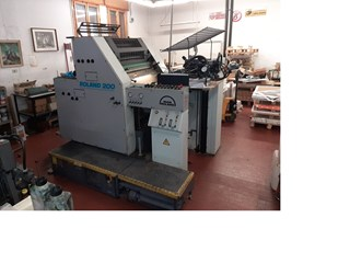 Manroland 202 TOB Sheet Fed