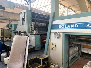 Manroland 802-6 Sheet Fed