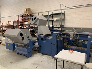 MBO B 30 6.6.4. Efficiency Year 2009 Folding machines