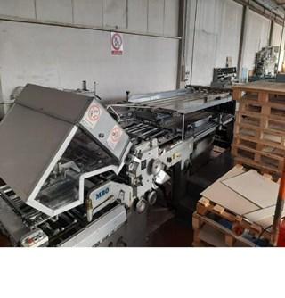MBO K 92 4 KTL Falzmaschinen