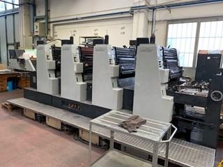 Miller TP 74-4 C Alcotron Machines offset à feuilles
