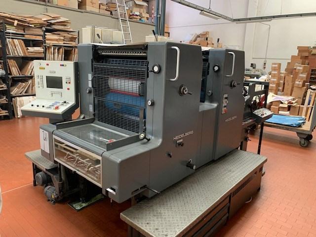 Show details for Heidelberg MOZP-S  CPtronic