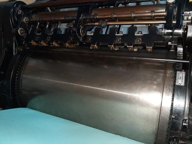 Heidelberg S-Cylinder 54x72