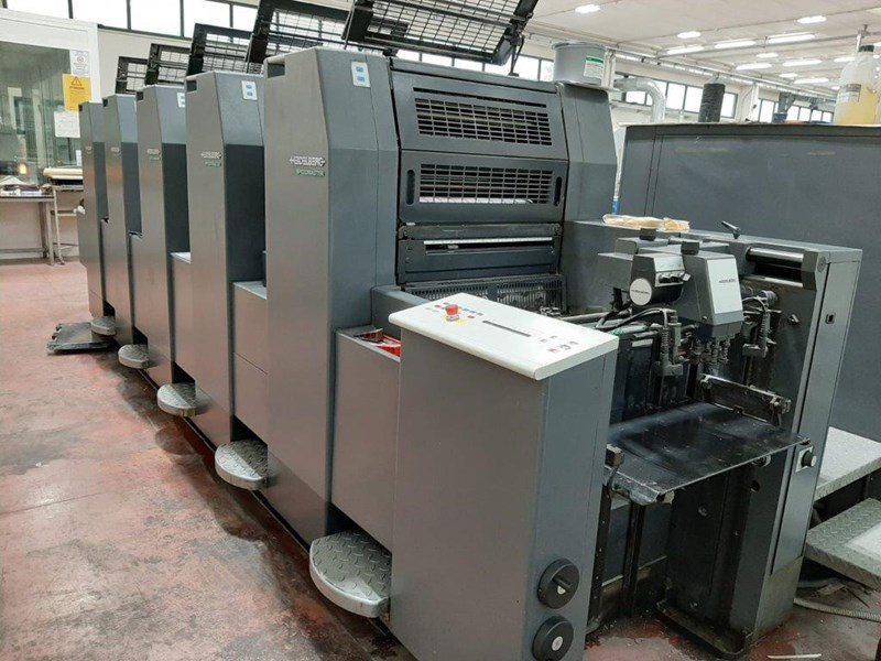 Show details for Heidelberg SM 52-5 P Year 1998