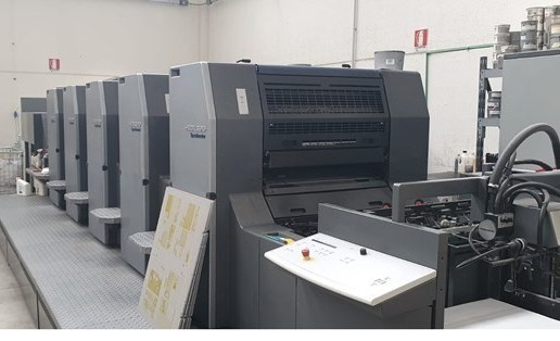 Show details for Heidelberg SM 74-5 H year 2003