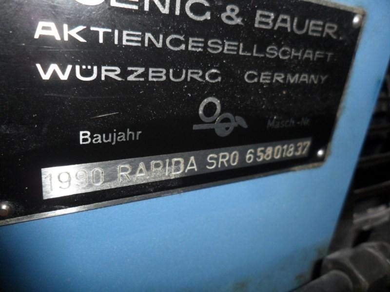 KBA Rapida 72-2 K
