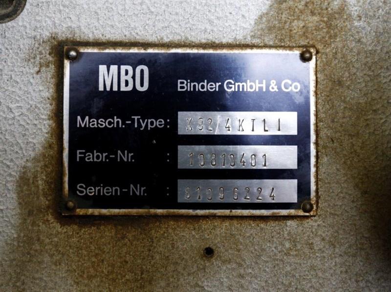 MBO K 92 4 KTL