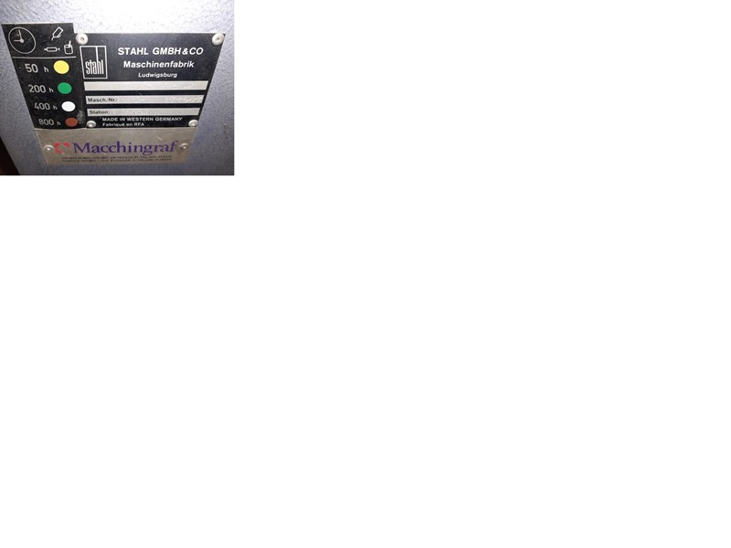 Stahl T 36/4-F2 Pharma folder