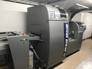 2015  MGI Meteor DP8700 Presses numériques/Digitales