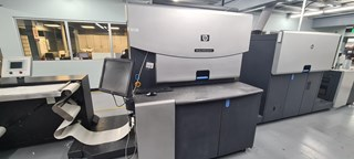 2011 HP (Hewlett Packard) INDIGO WS 6000 Digital Printing