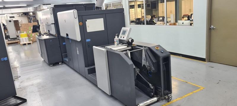 2011 HP (Hewlett Packard) INDIGO WS 6000