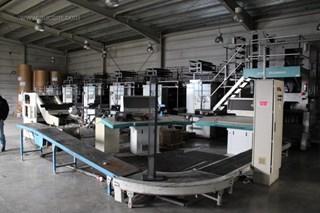 1996 MAN Plamag fully automatic rotary press Rotativa periódicos/revista