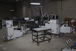 Heidelberg FS 100 Folding Machines
