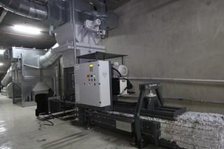 Hunkeler Disposal System Paper Handling Equipment