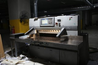 Polar 115 X Guillotines/Cutters