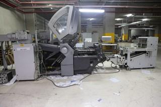 Stahl PFH-82 Folding Machines