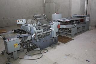 Stahl RD 78 Folding Machines