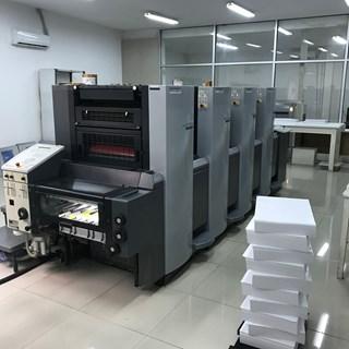 2011 HEIDELBERG SPEEDMASTER 52-4 单张纸胶印机