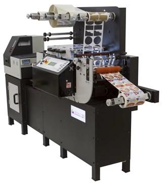 2017 Afinia DLP 2000 - Digital Printer, Laminator, Die Cut, Weed, Split, Roll. Digital Printing