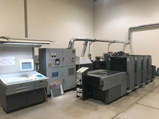 Heidelberg PVC CARD PRINTING / paper printing Sheet Fed