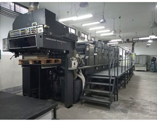 1988 Heidelberg CD 102 S+L Sheet Fed