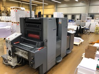 Heidelberg SM 52-2 P+ Sheet Fed