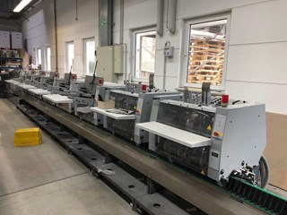 Heidelberg ST 400 Saddlestitchers