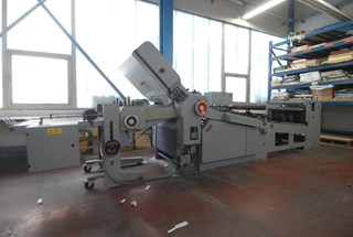 Stahl TD 66/4 4 Folding machines