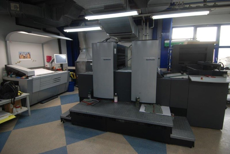 Show details for Heidelberg SM 74-2 P Axis