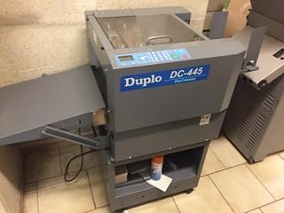 Duplo DC 445 Booklet Production