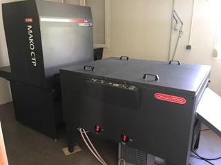 ECRM Mako 2 CTP CTP-Systems